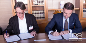 IDS SIGNS OEM AGREEMENT WITH SIEMENS PLM SOFTWARE FOR GALILEO